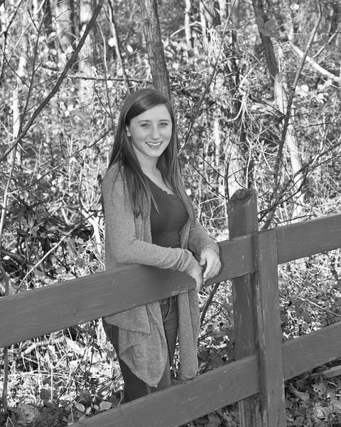 Kaylin Miller Senior 2015 125bw (1 of 1)