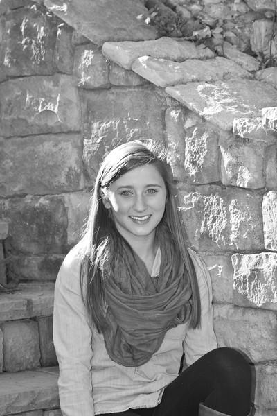 Kaylin Miller Senior 2015 168bw (1 of 1)