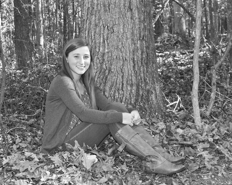 Kaylin Miller Senior 2015 87bw (1 of 1)