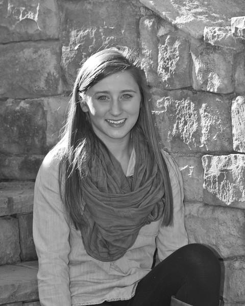 Kaylin Miller Senior 2015 167bw (1 of 1)