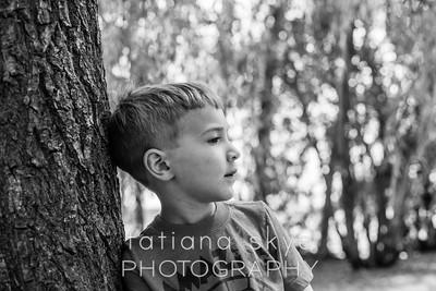 Evan 5 year