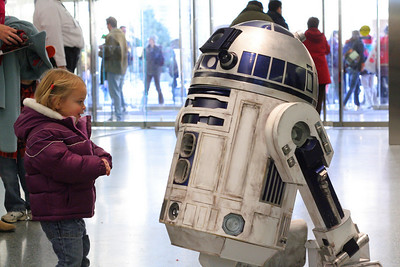 R2D2 at the Smithsonian