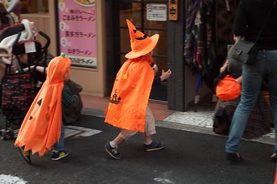 Halloween in Yokohama