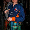 Scots Rugby Supporter in Rome
