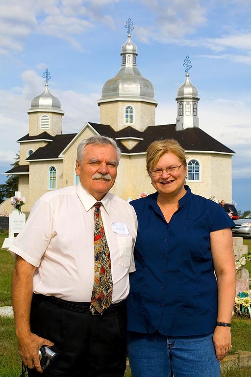 Ron & Gloria Rosychuk