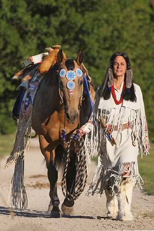Kraus Farms Native American Images