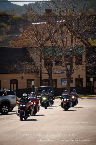 Arrival in Durango CO!