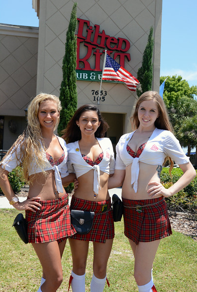Ladies of Tilted Kilt