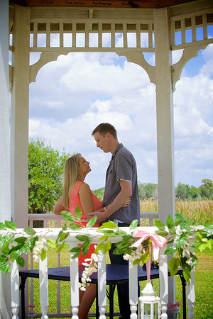 Lake Park, Tampa Florida Engagement Photography Session