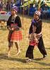 Hill Tribe Dancers, Luang Prabang Laos