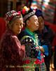 Elderly Hmong Women at New Year Festival in Luang Prabang, Laos