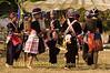Young Hmong Dancers, New Year Festival, Luang Prabang, Laos