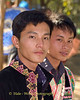 Young Hmong Men, Luang Prabang, Laos