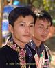 Young Hmong Men, Luang Prabang, Laos