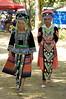 Hmong Maidens at New Year Festival in Luang Prabang, Laos
