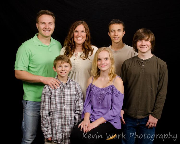 Laura Smith Family 2015