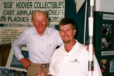 Legendary test pilot & airshow entertainer Bob Hoover