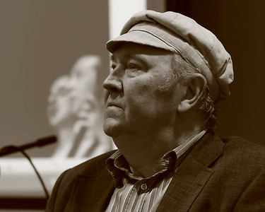 Liam Clancy at NYU