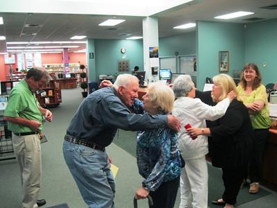 Caroline Gladu's Retirement Party