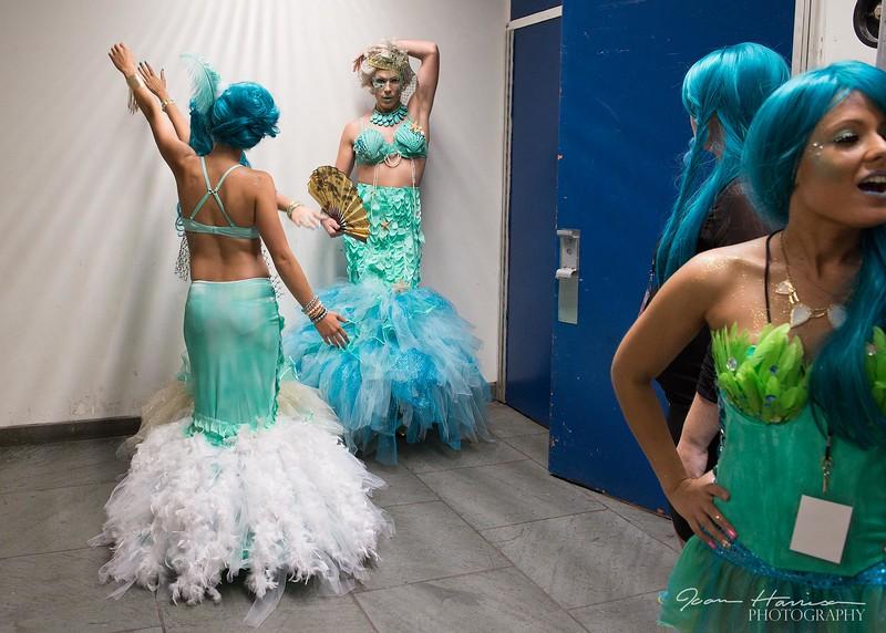Mermaids In Waiting
