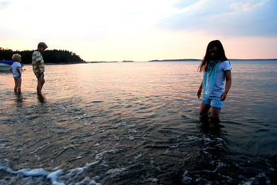 Rebecka - Archipelago, Sweden