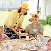 "Old-fashion ""Victorian"" backyard Tea Party"