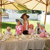 "Old-fashion ""Victorian"" backyard Tea Party"