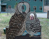 "2018.04.28<br> A birthday trip to the <a href=""http://vinsweb.org/"" target=""_blank"">Vermont Institute of Natural Science</a> with a stop at the owl cutouts for a few pictures"