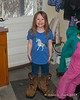 2019.01.20<br> Liliana wanted to put on my boots after she helped me clean up snow.  As you can see they are pretty much up to her knees