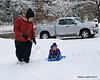 2014.11.27<br /> First sled ride