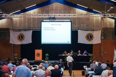 Lions Club Danmark årsmøde i Randers juni 2013