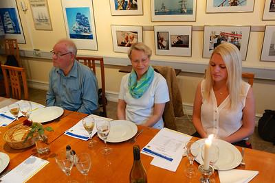 P-møde på Dragør Fortet den 13. juni 2013