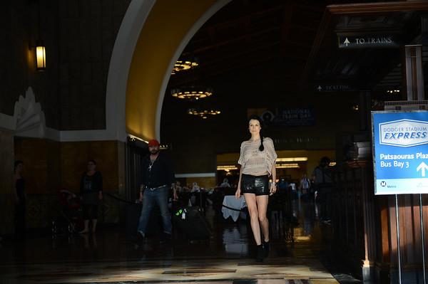 Liz Union Station