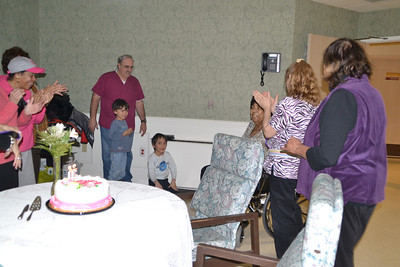 Lorrain's Birthday( Rest in Peace
