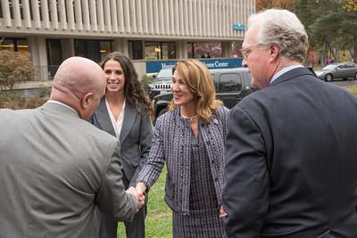 Lt. Governor Karyn Polito visits Merrimack