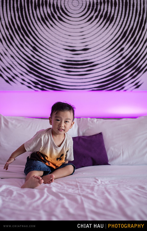 Portrait Photography by Chiat Hau Photography(Lucas at Hard Rock Hotel)
