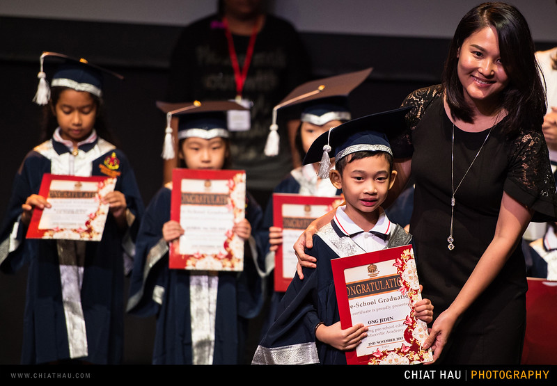 Event Photography by Chiat Hau Photography (Lucas First Stage Performance - 2017 Graduation)