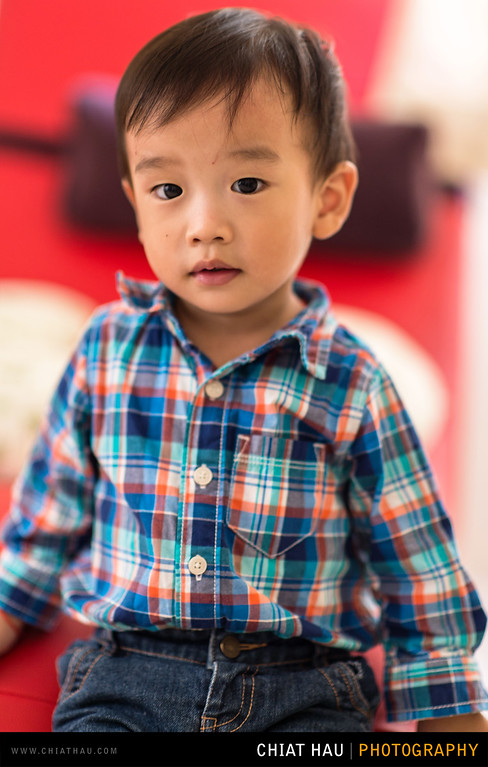 Portrait Photography by Chiat Hau Photography (Lucas at Two)