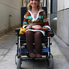 Elvira Alic is a social worker, model and activist in Melbourne, Australia. She works tirelessly to highlight the possibilities for people with disabilities. She has had spinal muscular atrophy since birth, a degenerative disease.