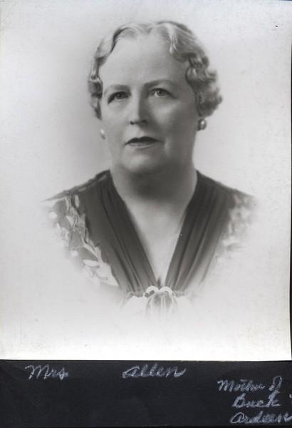 Mrs. Allen (07242)