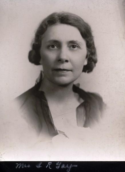 Mrs. Samuel R. Gay (07250)