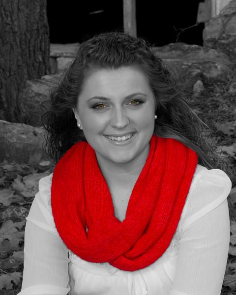 Lyndsi Mauck Senior 2015-132 e