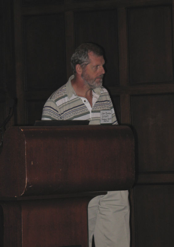 MA-EPPC 2005 Symposium: John Dighton, Rutgers