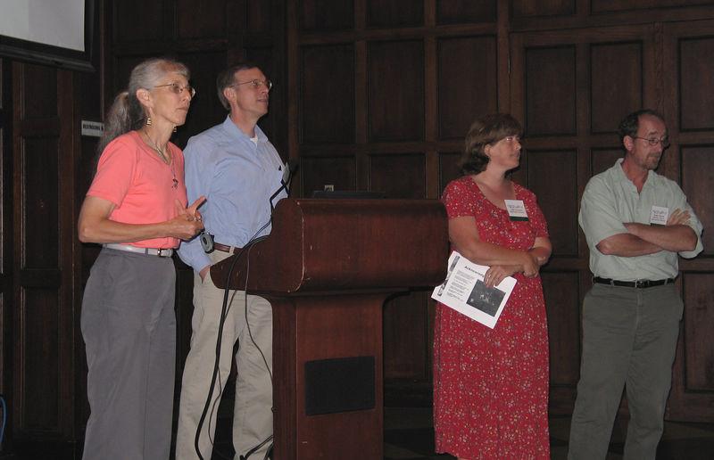 MA-EPPC 2005 Symposium: Ehrenfeld; Young; Bockarie; Burton