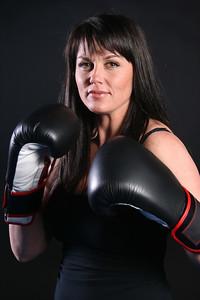 BoxingBrunette