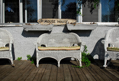 Mouse House Front Porch • Minneapolis, Minn. • 2008
