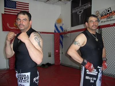 OSCAR *SUPERMAN* MARTINEZ MMA FIGHTER