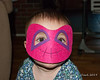 2019.07.01<br> Wearing a superhero mask... upside down