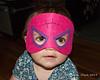 2019.07.01<br> Wearing a superhero mask