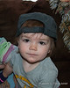 2020.01.05<br> Wearing Mommy's hat